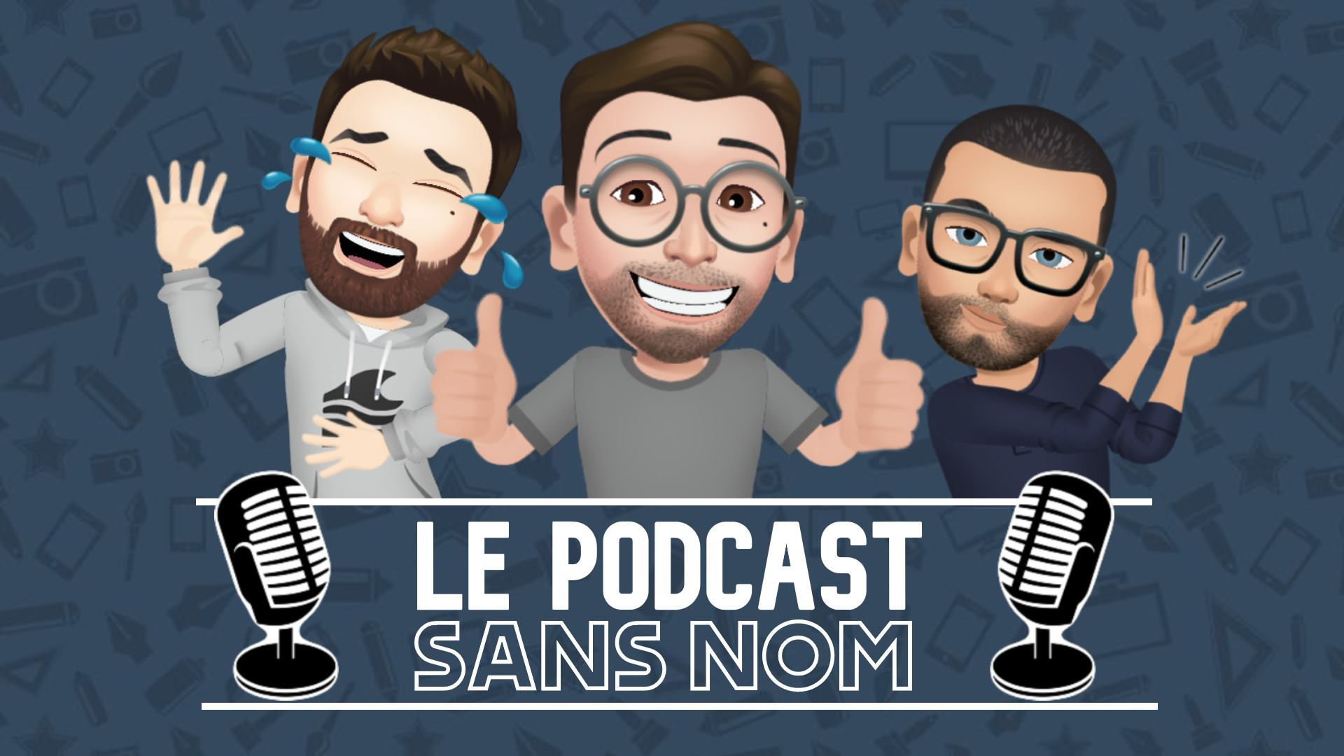 Nouvel épisode du Podcast : épisode 1 officiel